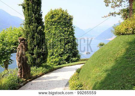 Villa del Balbianello, Italy