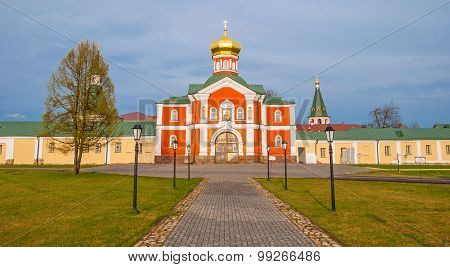 The Gate Church of the Monastery