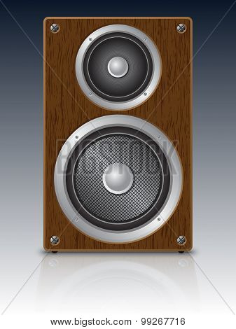 Two Way Audio Speaker