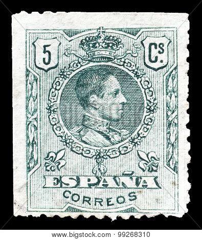Spain 1909