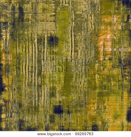 Grunge retro vintage textured background. With different color patterns: yellow (beige); brown; green; blue