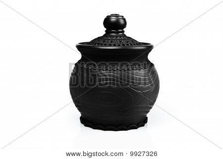 Traditional Clay Pot For Cooking