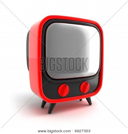 Retro Tv, Red