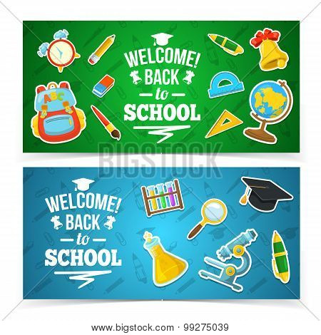 Welcome back to school.