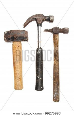 Three Hammers