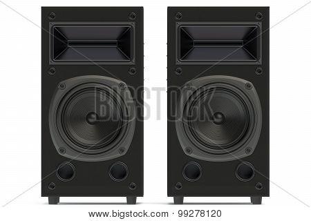 Concert Loudspeakers