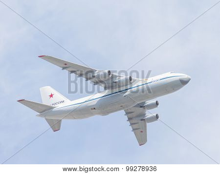 Large Aircraft An 124-100