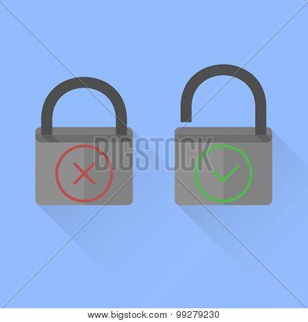 Flat Locks
