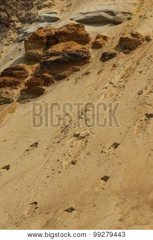 Rocks, Sand And Stone Texture