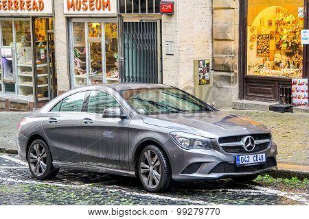 Mercedes-benz C117 Cla-class