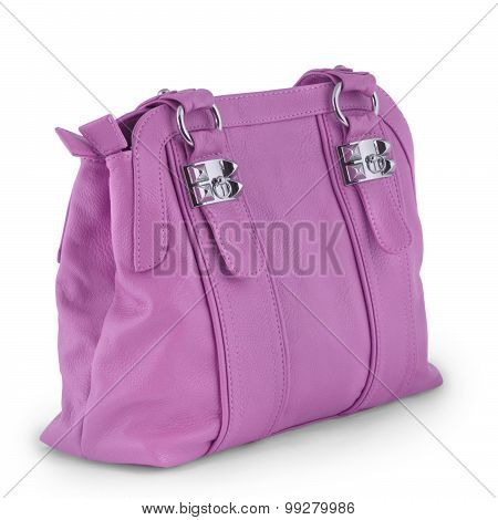 Women Handbag (clipping Path)