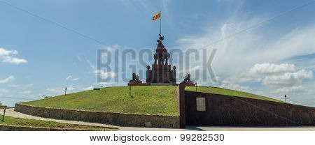 Sri Lankan War Monument