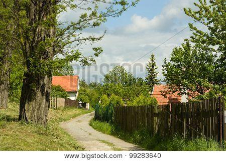 Small Czech Village