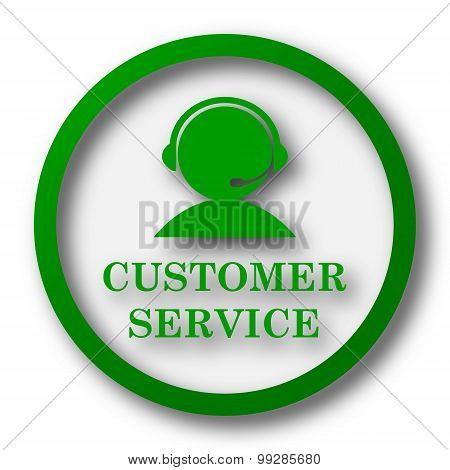 Customer Service Icon