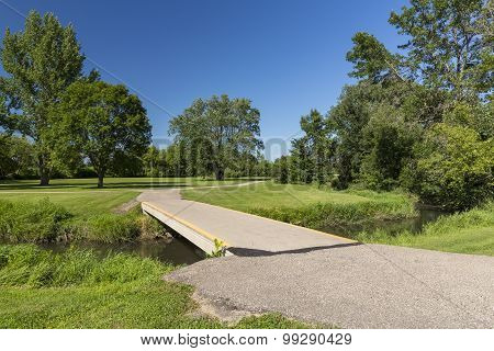 Park Bridge and Trail