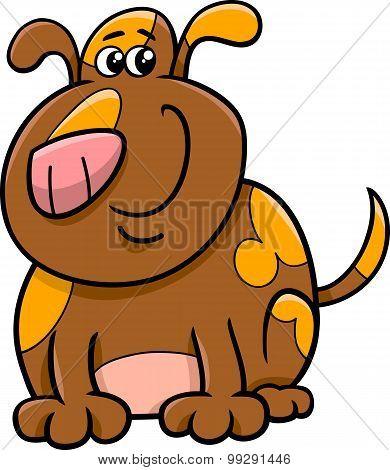Spotted Dog Cartoon