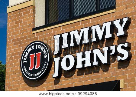 Jimmy John's Restaurant Exterior