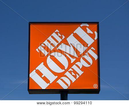 The Home Depot Exterior
