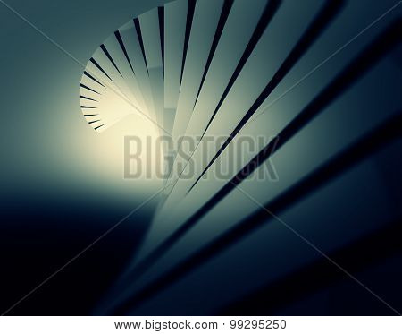 Colorful  Metal Plate Abstract Background