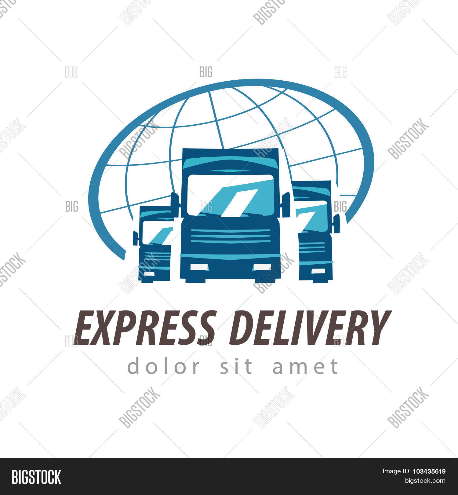 delivery truck icon vector - photo #22