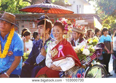Chiang Rai Flower Festival