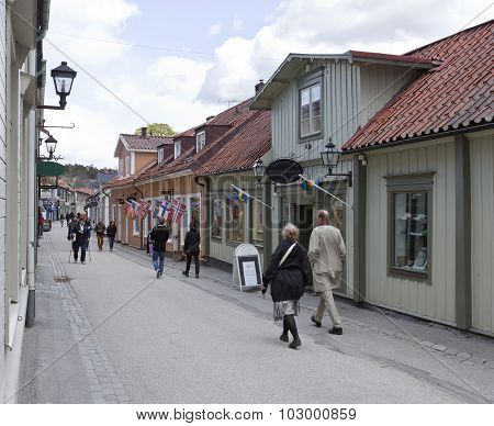 SIGTUNA, SWEDEN ON MAY 03