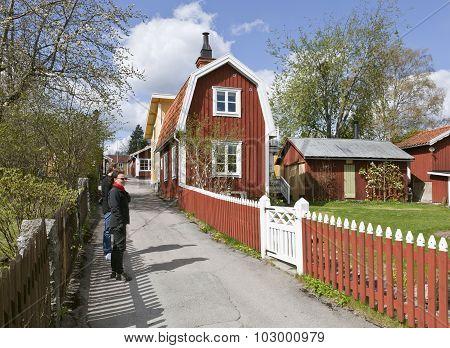 SIGTUNA, SWEDEN ON MAY 03