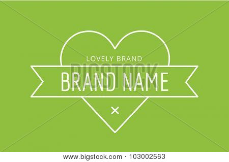 Heart icon vector logo. Heart logo heart shape. Togetherness concept. Together logo. Heart logo. Love, health and brand relations. Heart logo heart together. Mother care, union, charity
