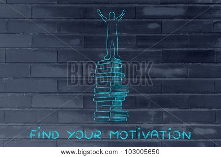 Find Your Motivation: Education, University And School Achievements