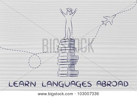 Learn Foreign Languages Abroad