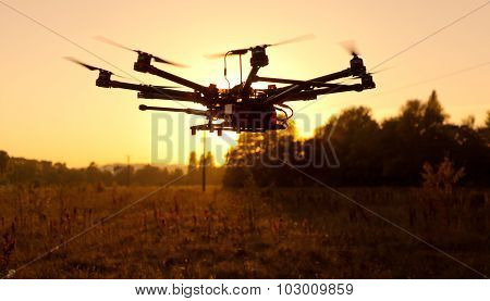 Oktokopter, copter, drone