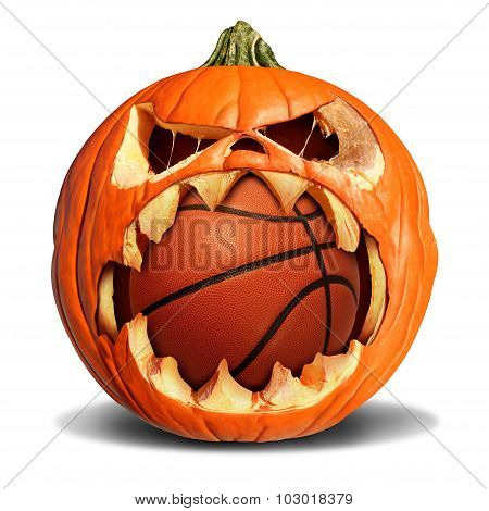 Basketball Autumn
