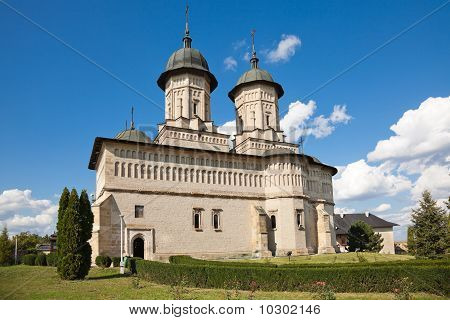 Cetatuia Monastery