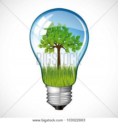 Tree Light Bulb