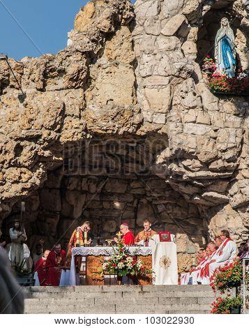 Mount St. Anna, Poland
