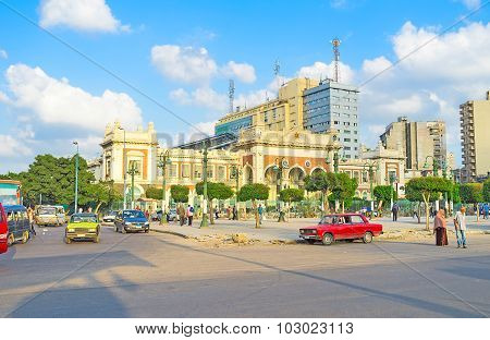 The Misr Railway Station