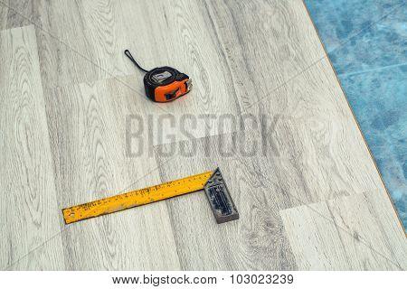 Wood Flooring Installation And Tools
