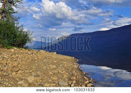 Dog Lake, Putorana Plateau.