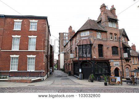 Nottingham Street, Uk