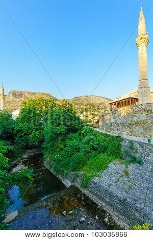 Mosques And Minarets, Mostar