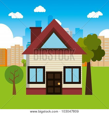 Real estate home
