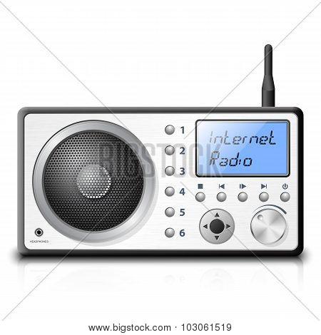 Vector Internet Radio
