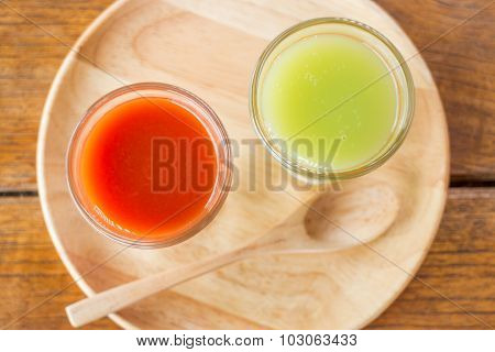 Freshly Squeezed Juices For Diet
