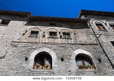 Historical palace.