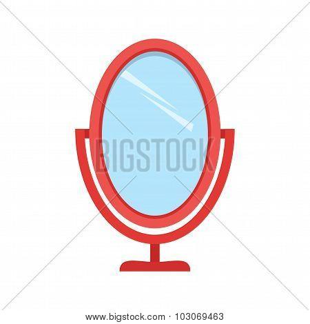 Brush and Mirror