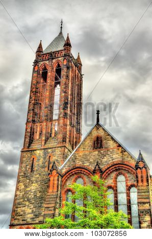 The Crescent Church In Belfast, Northern Ireland