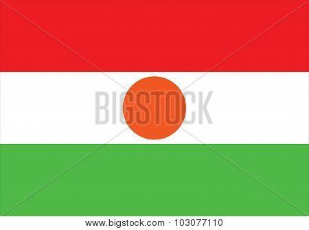 Niger Flag