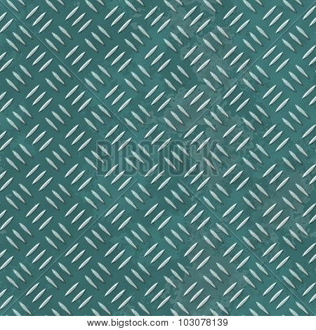 Metal Diamond Seamless Pattern Texture Background