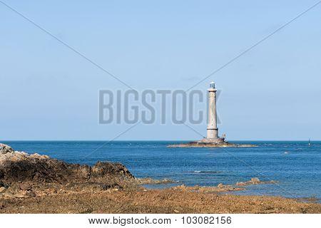 The Lighthouse Of Cap De La Hague, Normandy, France 2015