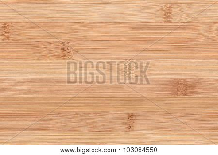 Seamless Background Of New Bamboo Board